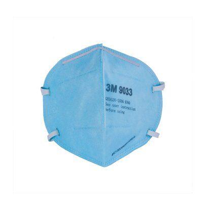 Khẩu trang N95 3M 9033 màu xanh