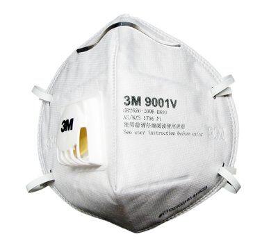 Khẩu trang lọc bụi bảo vệ hô hấp 9001V