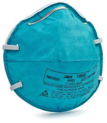 Khẩu trang y tế 3M™ Aura™ 1860 N95