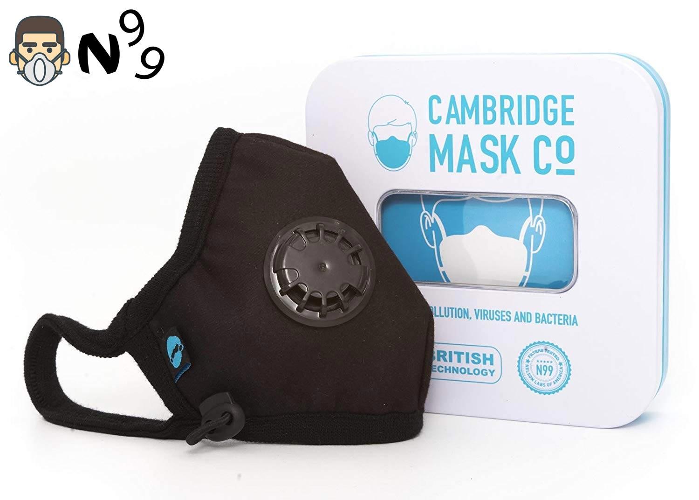 Khẩu trang Cambridge Mask PRO N99 Cao cấp Tốt nhất Chống bụi siêu mịn PM2.5 Ô nhiễm không khí - Khẩu Trang N99
