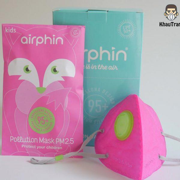 Khẩu-trang-airphin-màu-hồng