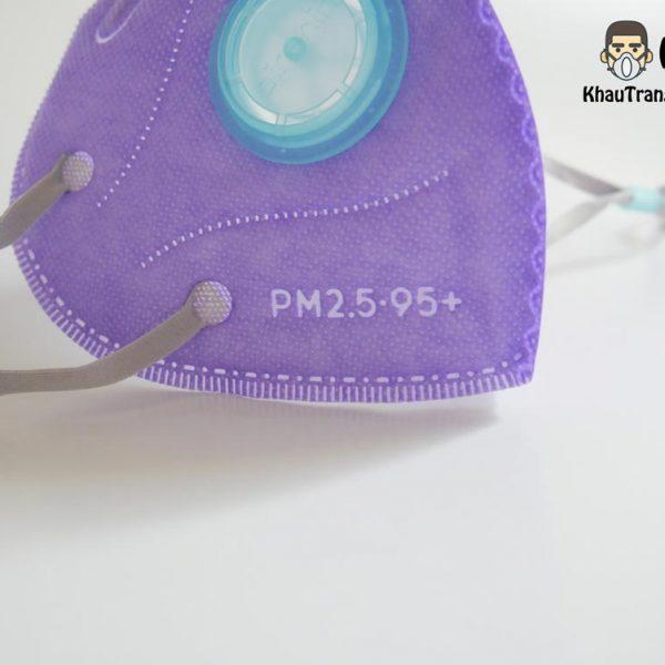 khẩu trang chống bụi siêu mịn pm2.5 airphin chính hãng