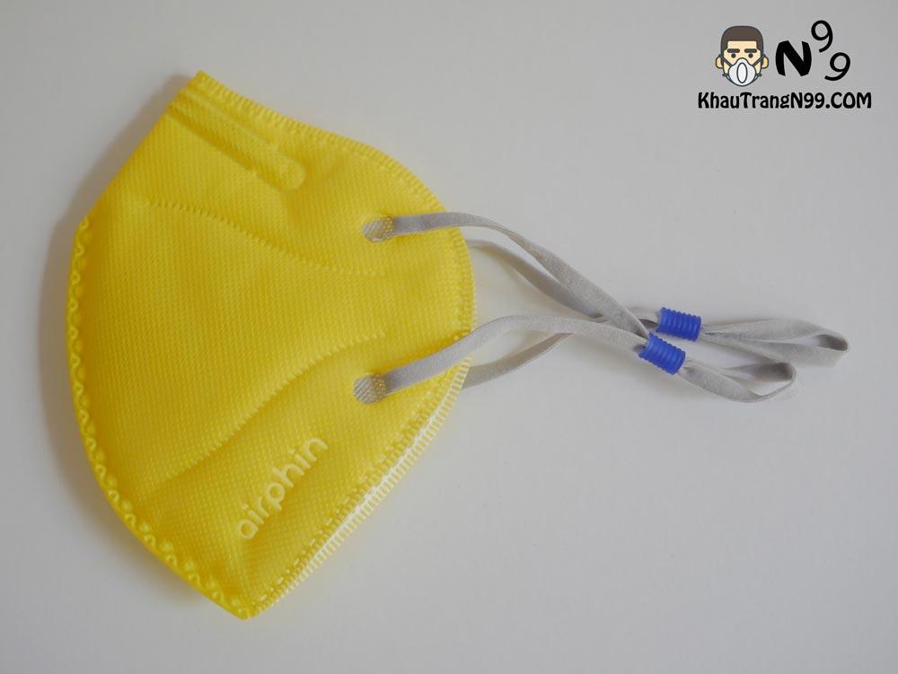 mặt-bên-khẩu-trang-airphin-màu-vàng