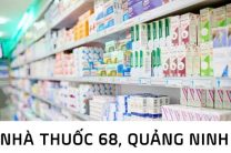 NHÀ THUỐC SỬ DỤNG KHẨU TRANG VẢI KHÁNG KHUẨN - Quảng Ninh