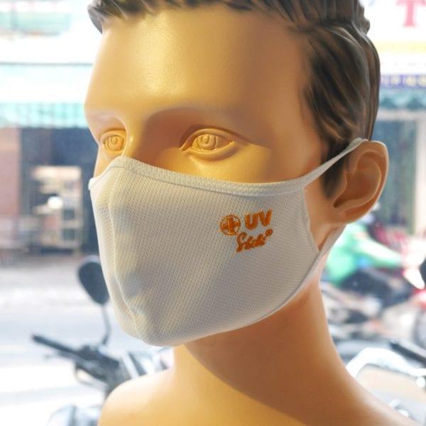 Khẩu trang vải kháng khuẩn cao cấp