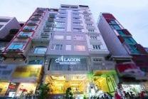 khẩu trang vải kháng khuẩn - khách sạn Alagon Western Hotel