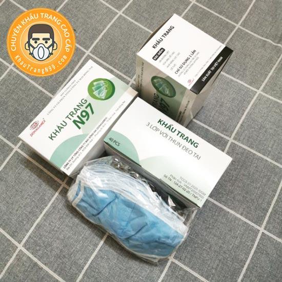Khẩu trang Y tế N97