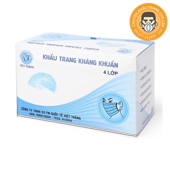 Khẩu trang y tế Việt Thắng