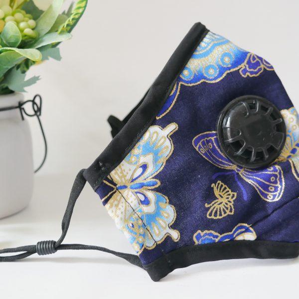 khẩu trang chống bụi air pollution mask butterfly - Khẩu trang N99