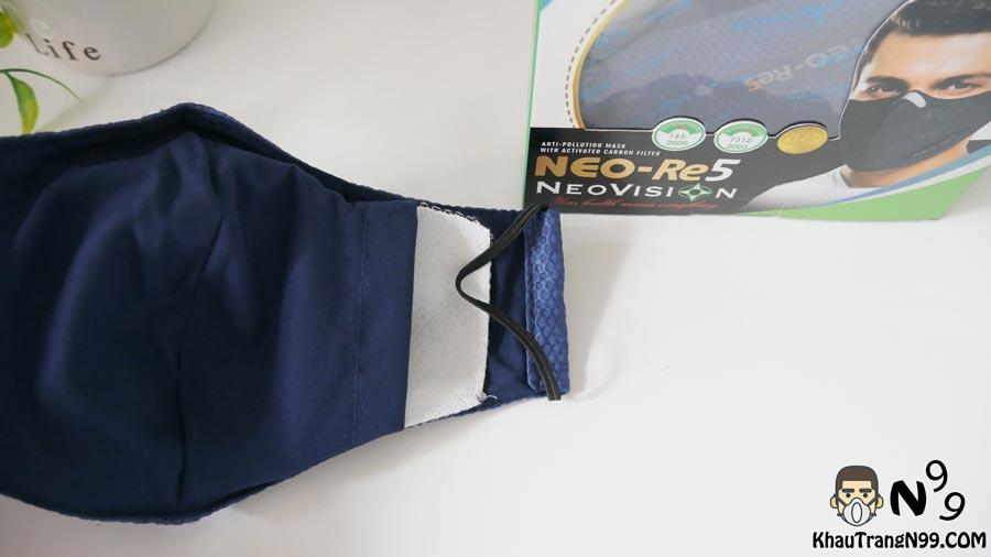 Cách-lắp-lớp-lọc-bụi-Khẩu-Trang-Than-Hoạt-Tính-NeoMask-Neo-Re5-chống-bụi-siêu-mịn-pm2