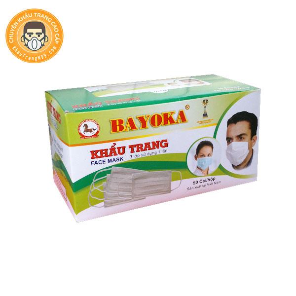 Khẩu trang Bayoka