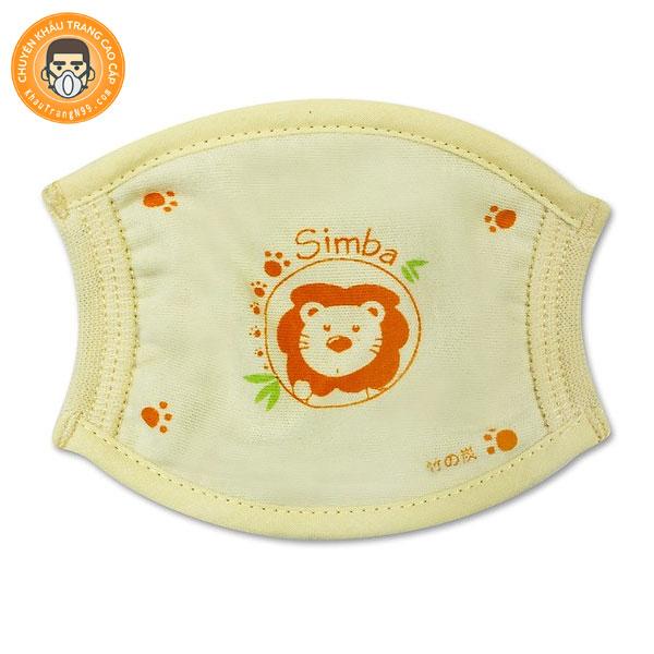 Khẩu trang cho trẻ sơ sinh Simba Baby