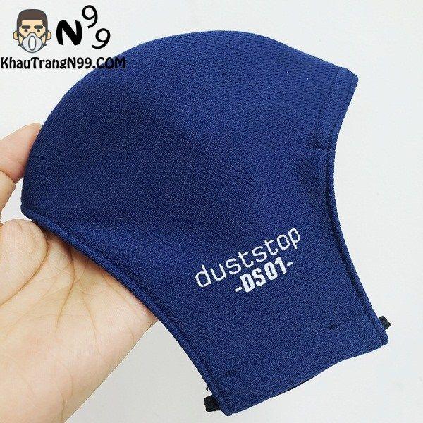 Khẩu trang neovision duststop ds-01 bên ngoài