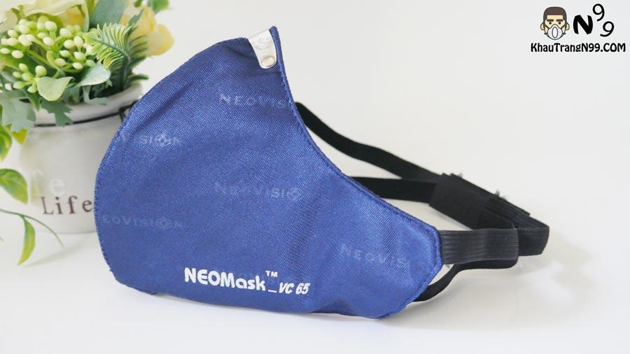 Khẩu-trang-than-hoạt-tính-NeoMask-VC65-quai-đeo-sau-gáy-lọc-bụi-siêu-mịn-chính-hãng