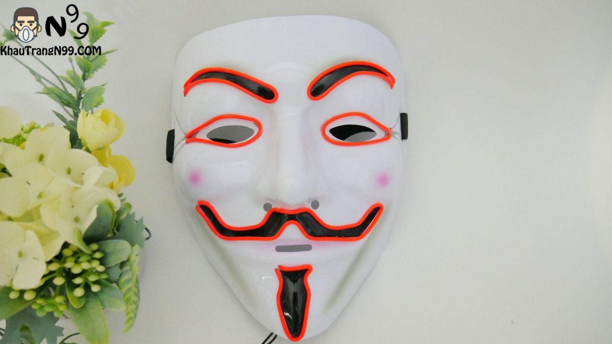 Mặt nạ Anonymous hacker