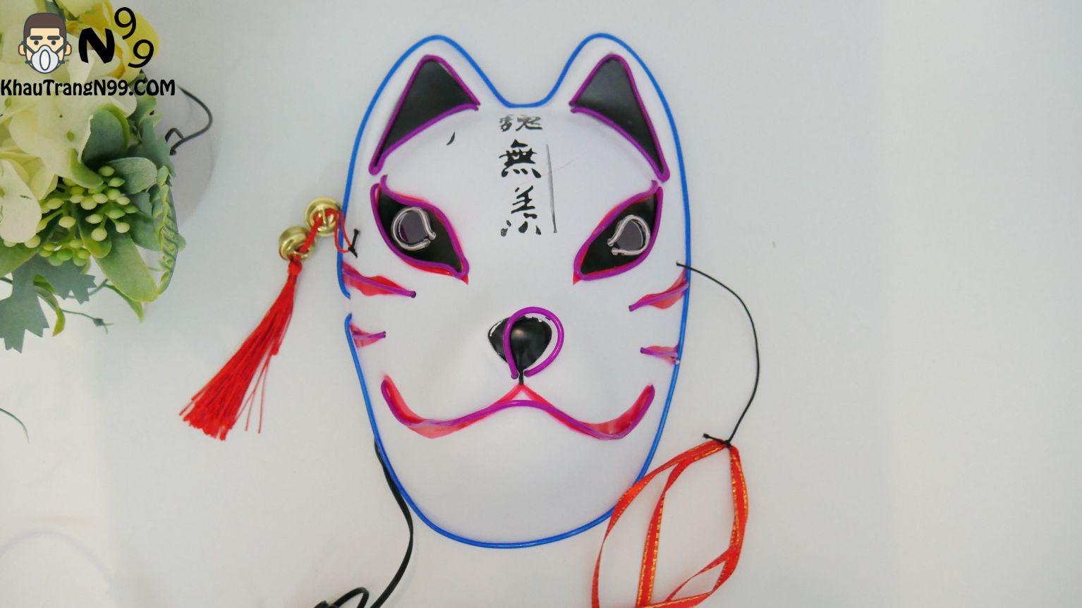 Mặt nạ Tomoe (4)