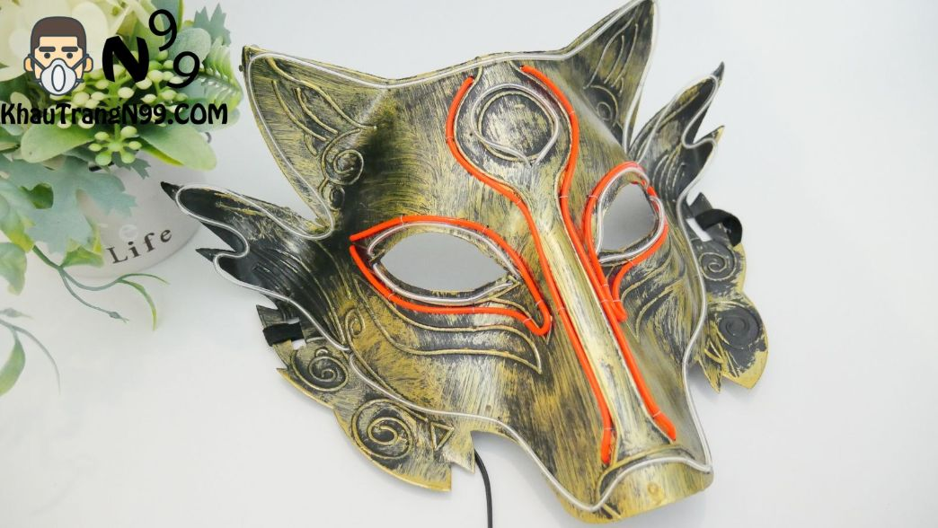 Mặt nạ hình con cáo (5)