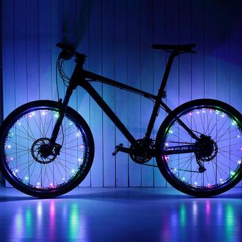 Xe đạp phát sáng