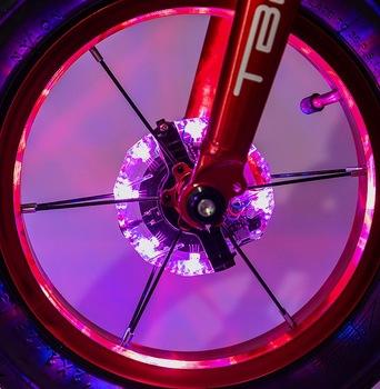 đèn phát sáng cho xe đạp