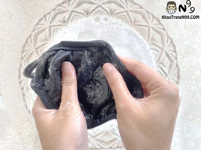 hướng dẫn giặt khẩu trang cambridge mask