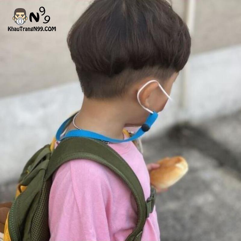 dây đeo khẩu trang cho bé