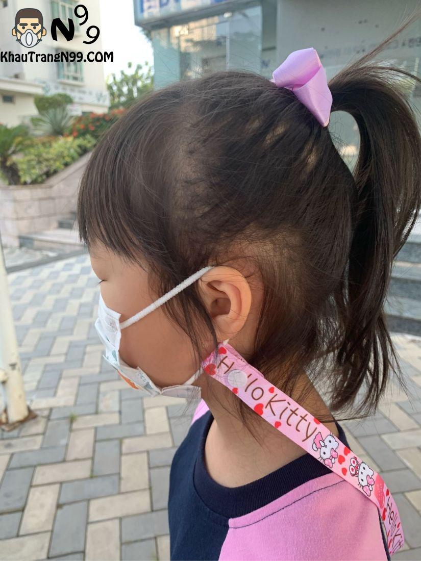 dây đeo khẩu trang cho trẻ em