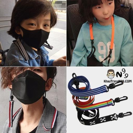 dây đeo khẩu trang dành cho trẻ em