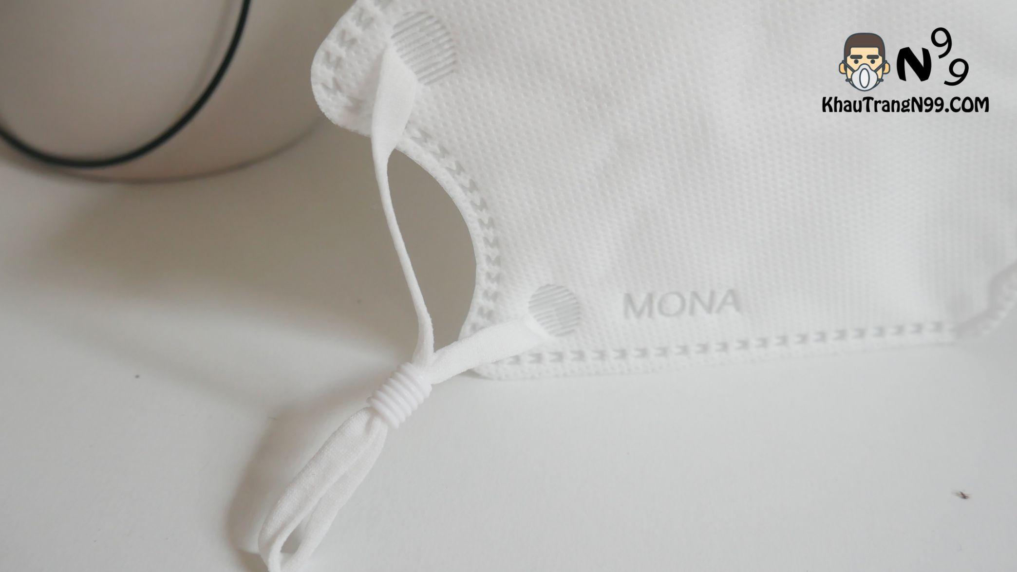 Khẩu trang mona mask màu trắng n95 (1)