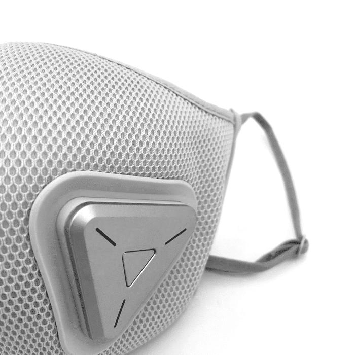 khẩu trang thông minh lọc khí Fuslon màu trắng (5)