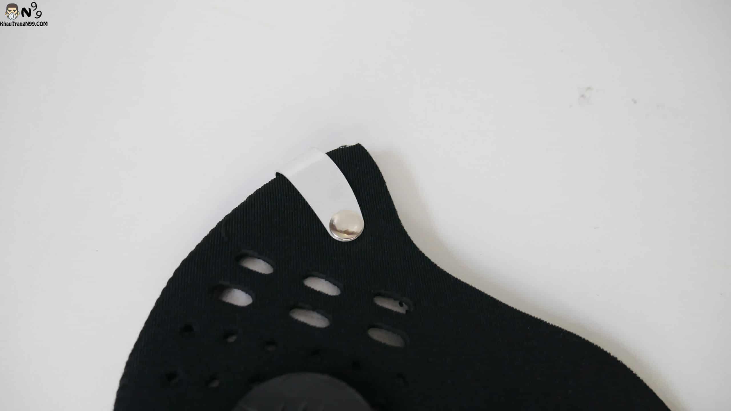 khẩu trang đi phượt deluxe màu đen (4)